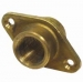 Hose Tap Plate 20mmF x 20mmF-PVC (Hangsell)