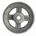 Aluminium V Pulley 3'' x 3/4'' Bore