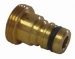 Fynspray Accessories / Brass - Accessory Adapter 3/4 (1WS45D)